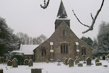 Saint Mary's Church Binsted, Arundel, United Kingdom