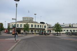 Автобусная станция   Turku