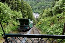 Capucin Funicular, Le Mont-Dore, France