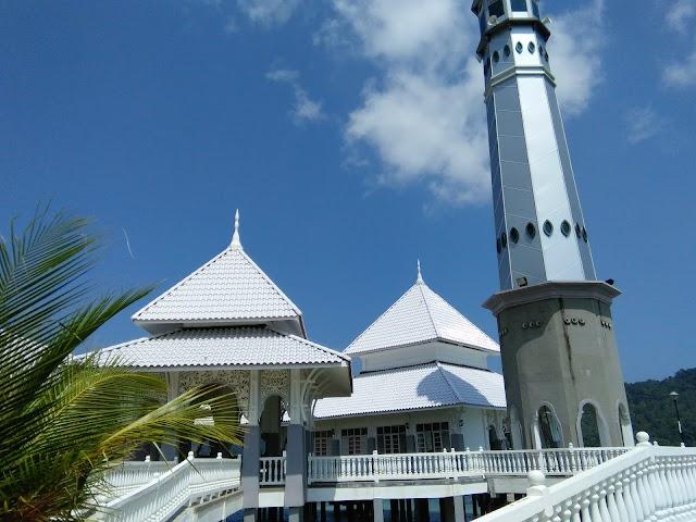 Masjid Ar Rahman Pulau Perhentian
