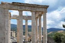 Tempio di Ercole a Cori a Monte, Cori, Italy