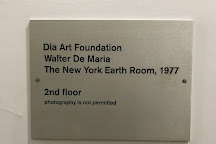 The New York Earth Room, New York City, United States
