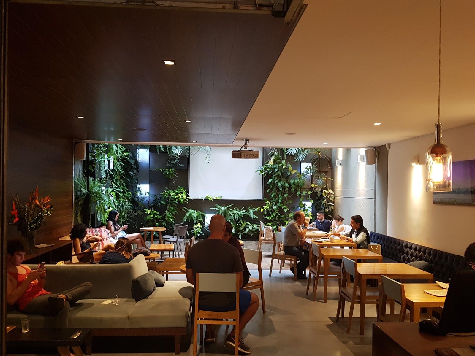 Cafe Velvet: A Work-Friendly Place in Medellin