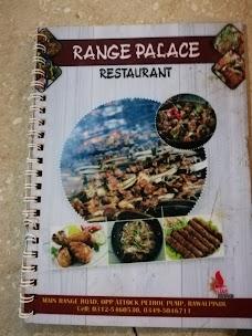 Range Huts Restaurant rawalpindi