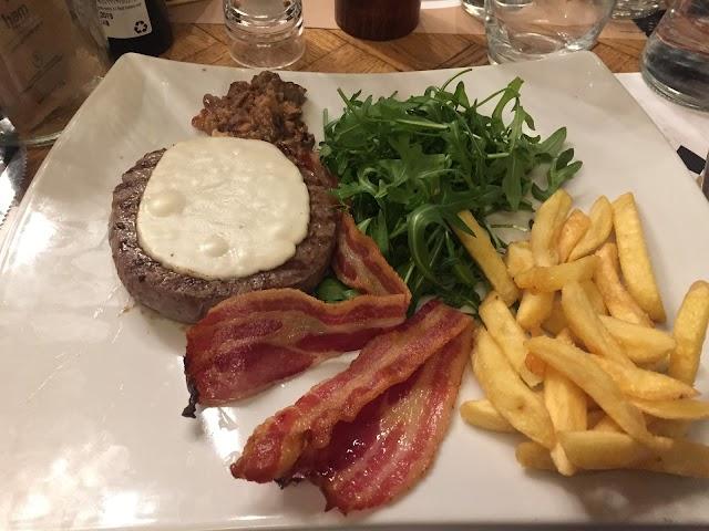 Ham Holy Burger Milano Bligny