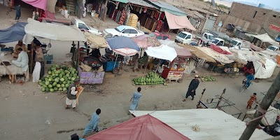 Ghani Khel Bazar