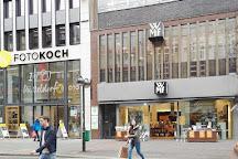 Schadowstrasse, Dusseldorf, Germany
