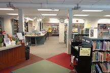 Welles-Turner Memorial Library, Glastonbury, United States