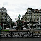 Станция  Zuerich Hb