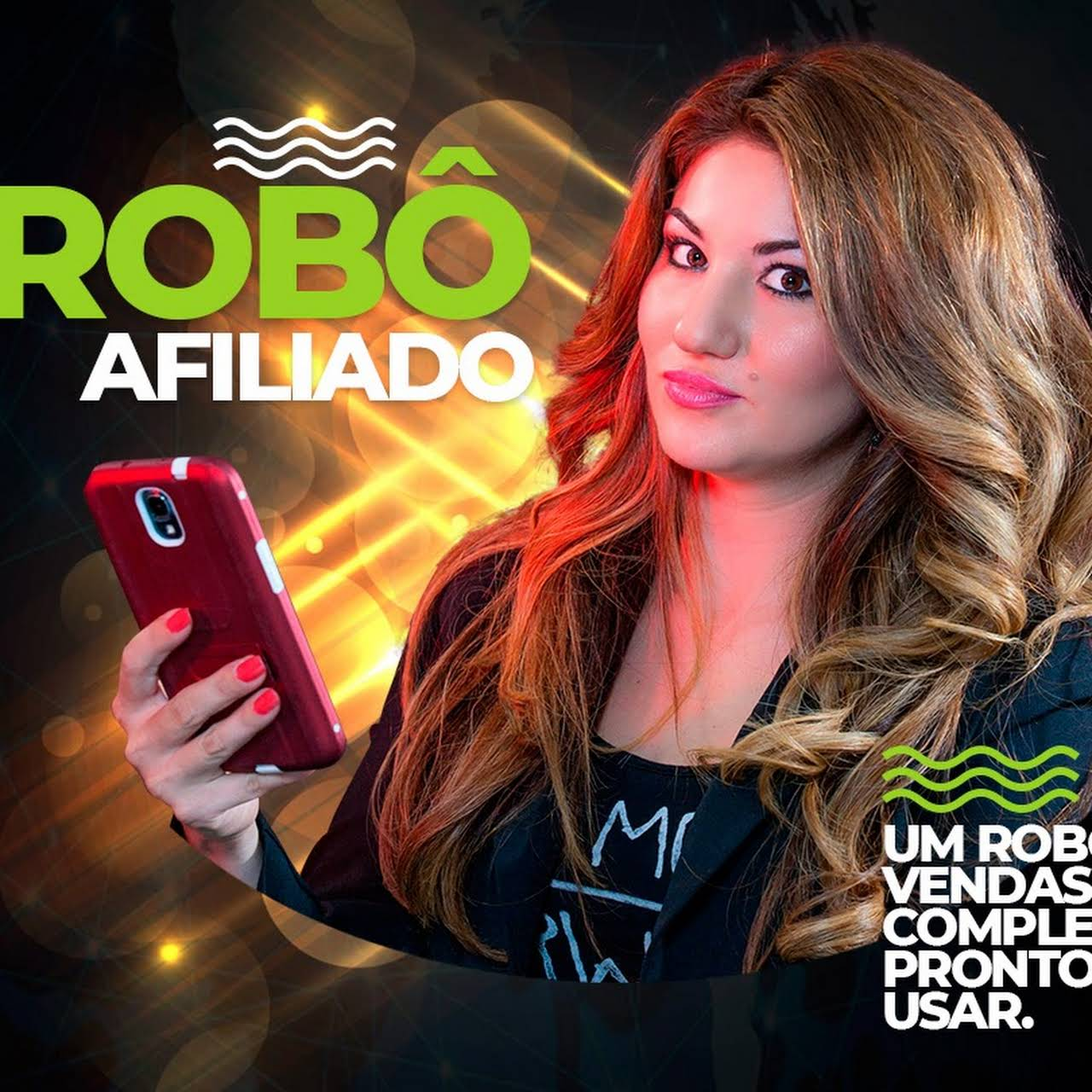 robô afiliado 2020 download