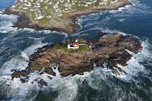 Cape Neddick Nubble Lighthouse, York, United States