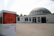 Planetarium de Bretagne, Pleumeur Bodou, France
