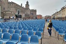 Piazza dei Martiri, Carpi, Italy