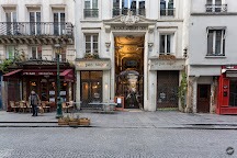 Passage du Grand Cerf, Paris, France