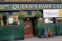 Queens Park Cafe, Glasgow, United Kingdom