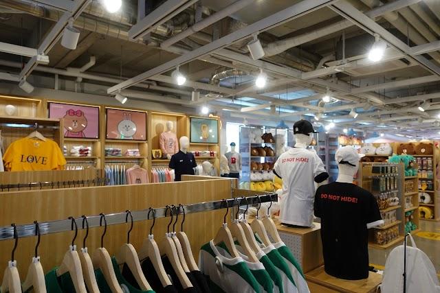 LINE FRIENDS Flagship Store Itaewon