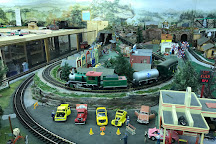 Model Railroad Exhibit by Crossville Model Railroad Club, Crossville, United States