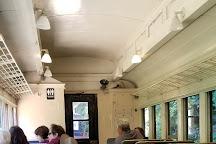Skunk Train, Fort Bragg, United States