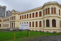 Fishing Museum, Santos, Brazil