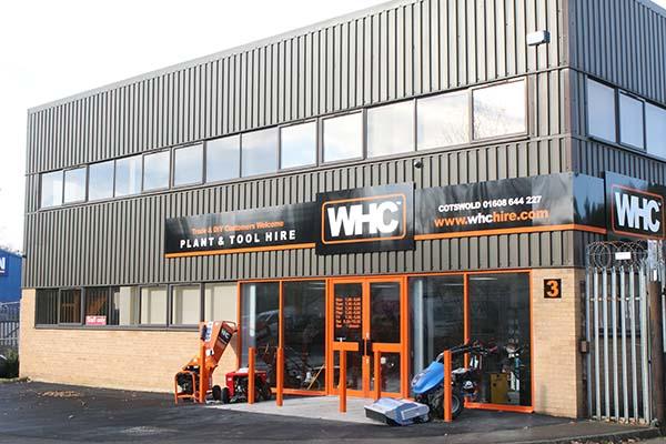 WHC Plant & Tool Hire