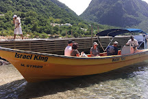 Israel King Water Taxi  Private Tours, Gros Islet, St. Lucia