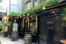 Old Doctor Butler's Head, London, United Kingdom