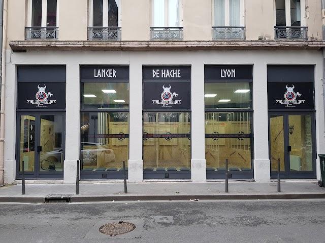 Lancer de Hache Lyon - l'Hachez-Vous