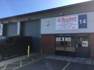 Rocket Embroidery & Printing Ltd