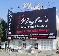 Najlas Beauty Parlour karachi - Pakistan Places