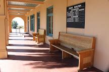 Kelso Depot, San Bernardino, United States