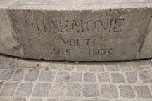 Statue l'Harmonie, Paris, France
