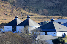 Isle of Arran Distillers, Lochranza, United Kingdom