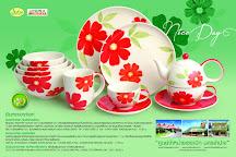 Indra Ceramics Outlets, Lampang, Thailand