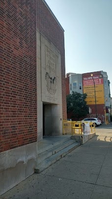 USPS Logan Square Detached Lock Box Unit chicago USA