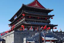 Bell Tower (Zhonglou), Hu County, China