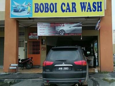 BOBOI CAR WASH