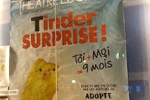 Theatre Edgar, Paris, France