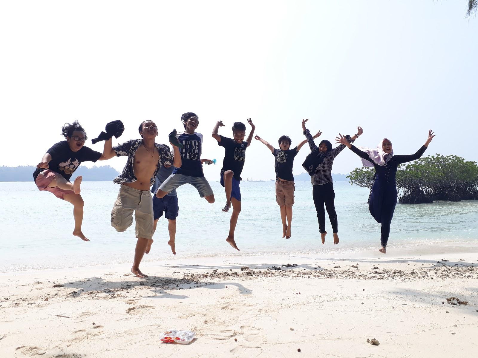 Villa Dolphin Map Thousand Islands Java Mapcarta Fun Dive Pramuka Island