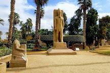 Mit Rahina Museum, Al Badrashin, Egypt