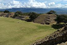 Zona Arqueologica de Monte Alban, Oaxaca, Mexico