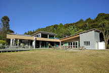 Kauaeranga Visitor Centre, Thames, New Zealand