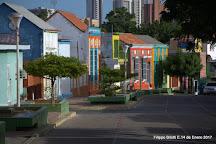 Barrio y Templo Santa Lucia, Maracaibo, Venezuela
