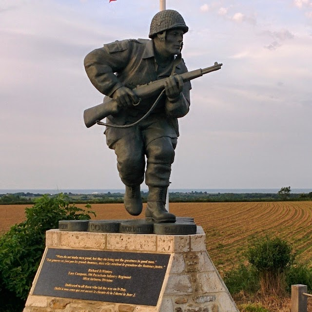Major Richard Winters Memorial