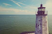 New Point Comfort Lighthouse, Port Haywood, United States