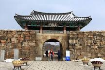 Haemee Eupseong Fortress, Seosan, South Korea