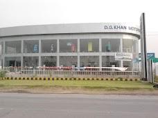 Suzuki D.G. Khan Motors dera-ghazi-khan