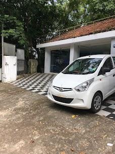 Hyundai Showroom thiruvananthapuram