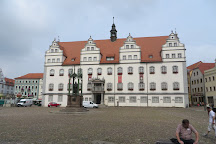Rathaus, Wittenberg, Germany