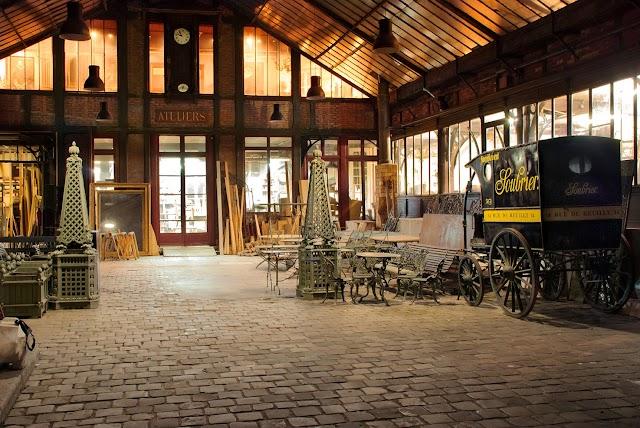 Soubrier Antiquités et Décoration - Location de mobiliers