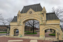 Union Stockyard Gate, Chicago, United States